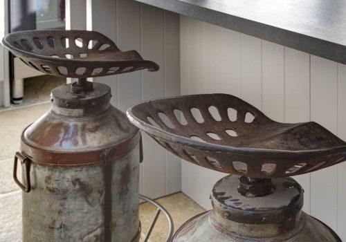 kitchen milk churns dovecote